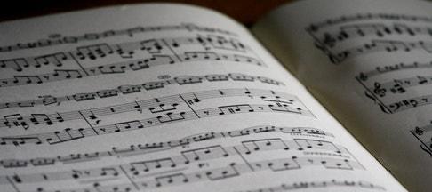 sheet music theory
