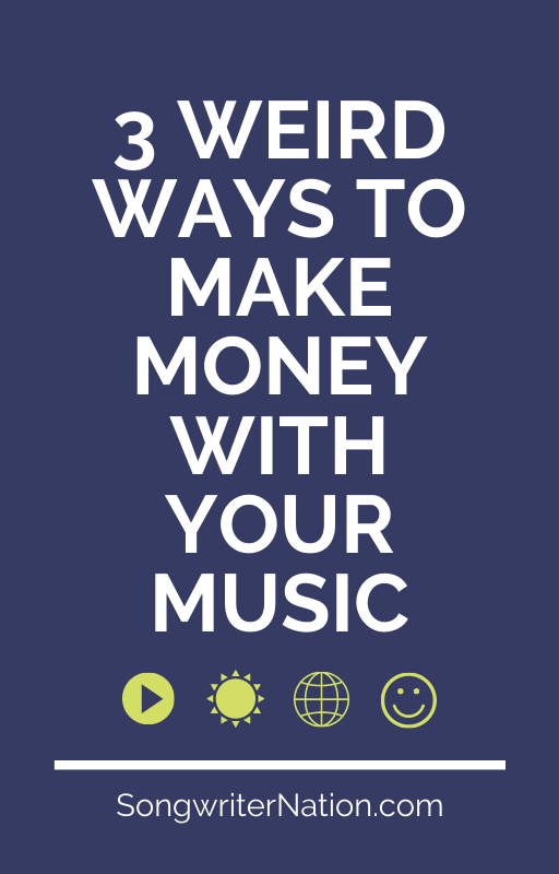 Make Money With Your Music Book cover